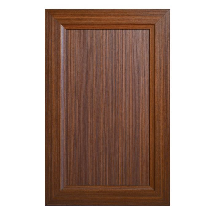 White Chocolate Large Transitional Style Tafisa Textured Door
