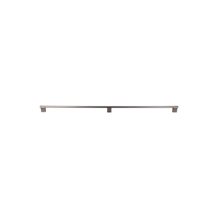 "Wellington Bar Pull 2 X 15 1/16"" Brushed Satin Nickel (3 Posts)"