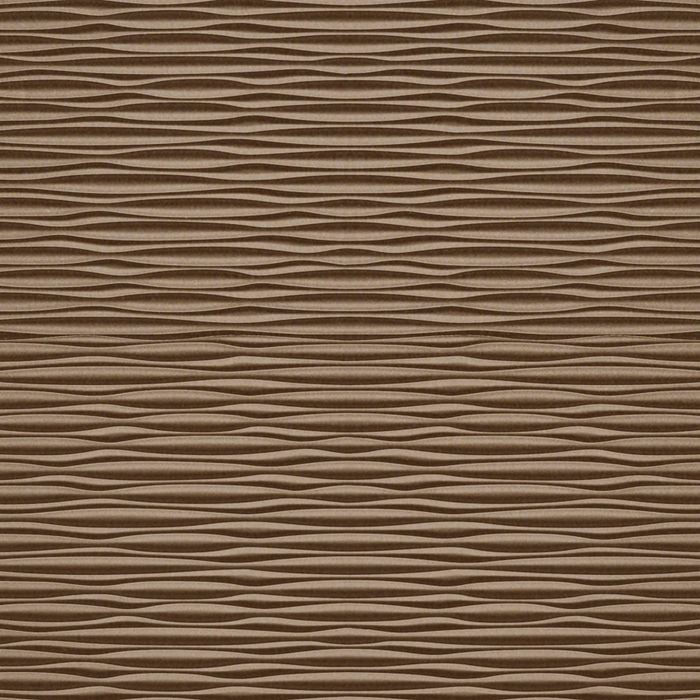 10' Wide x 4' Long Mojave Pattern Argent Bronze Finish Thermoplastic Flexlam Wall Panel