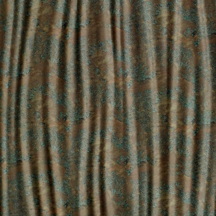 10' Wide x 4' Long Kalahari Pattern Copper Fantasy Finish Thermoplastic FlexLam Wall Panel
