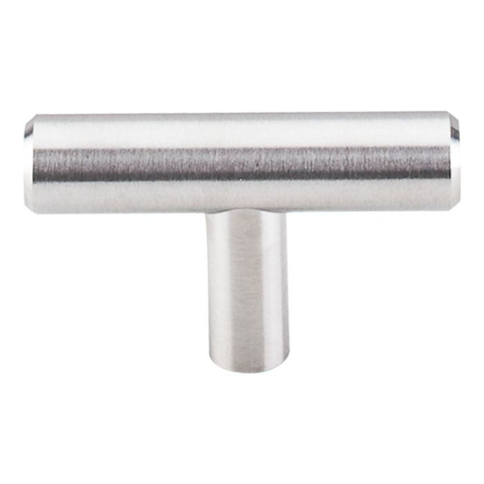 Stainless T-Handle Brushed Stainless Steel