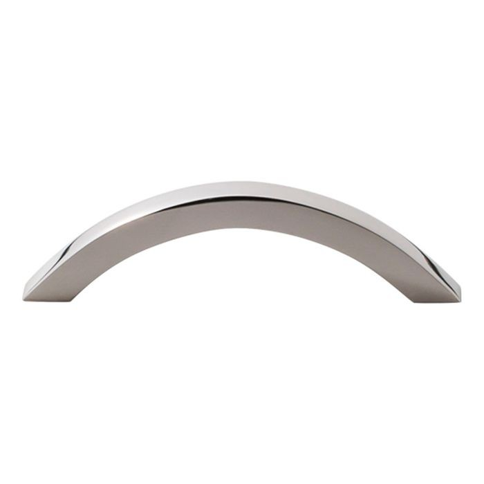 "Pull 3 3/4"" C/C Polished Stainless Steel"