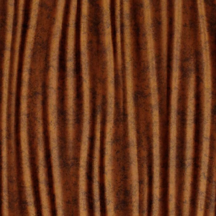 10' Wide x 4' Long Kalahari Pattern Moonstone Copper Finish Thermoplastic Flexlam Wall Panel