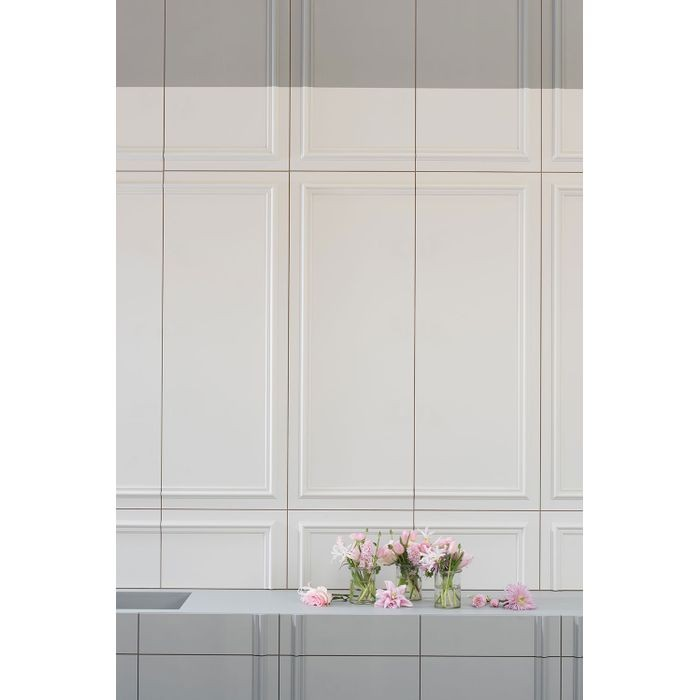 Primed White High Impact Polystyrene Orac Decor Panel