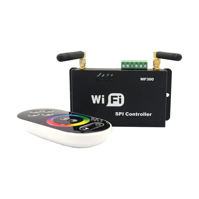 Smart Wifi Control with Remote For Trico RGB Channel Letters | 12V
