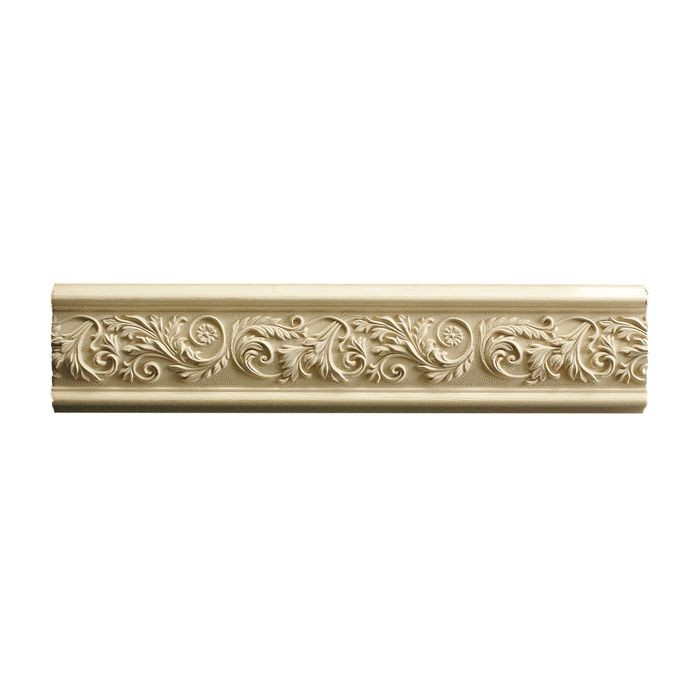 4-1/2in H x 3/4in Proj | Marupa Composite Wood | Frieze Molding 8ft Long