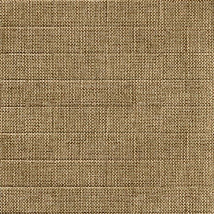 10' Wide x 4' Long Subway Tile Pattern Linen Beige Finish Thermoplastic Flexlam Wall Panel
