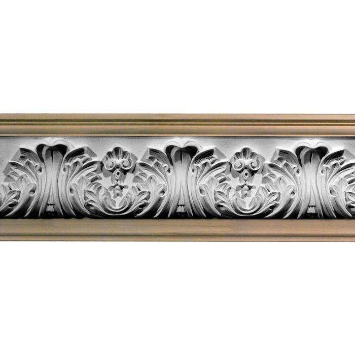 Unfinished Maple Hardwood/Polymer Resin Composite Wood | Crown Moulding | Style 51-40B