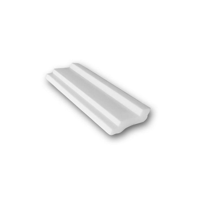 Orac Decor | Durofoam Crown Moulding | Primed White | 4in Sample Piece | CB530 Series