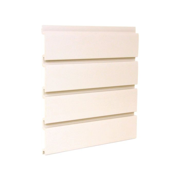 1' X 8' Almond Greatwall Panel 4 Pieces Per Box