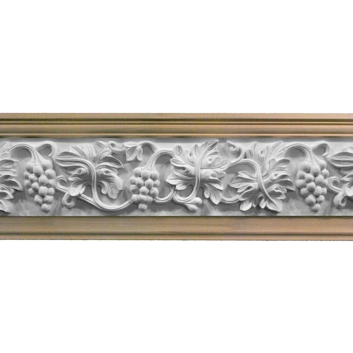 Unfinished Maple Hardwood/Polymer Resin Composite Wood | Crown Moulding | Style 51-40E
