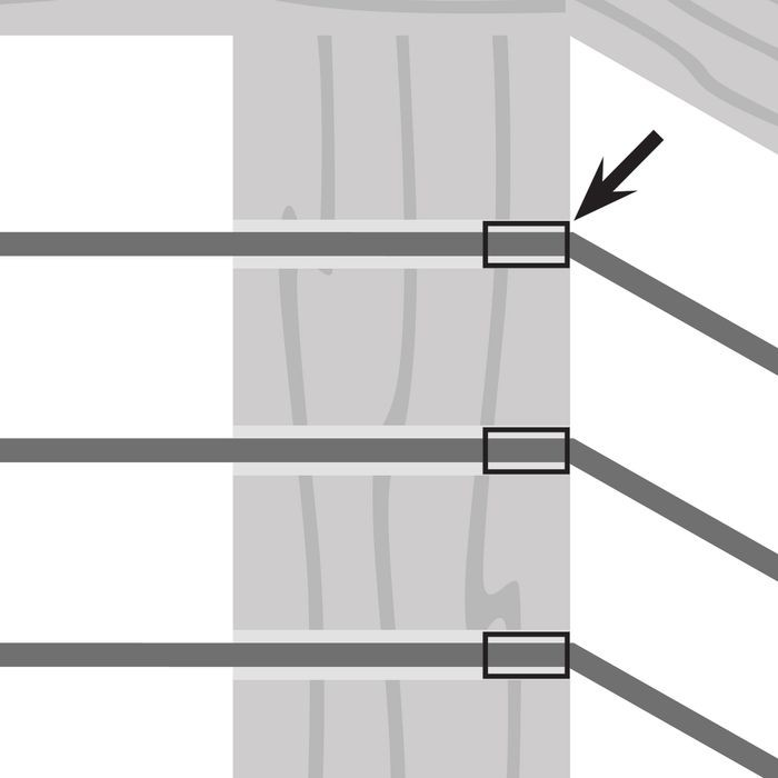 Stainless Steel Protector Sleeves For Cable Rail