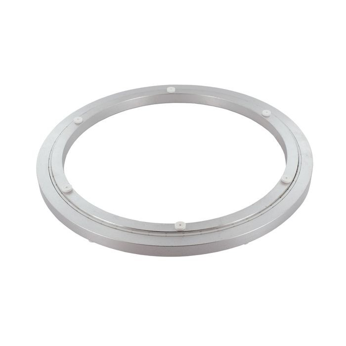 "12"" Diameter Aluminum Low Noise Lazy Susan"