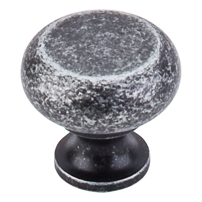 Somerset Ii Knob Black Iron