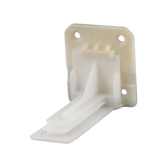 Rear Overlay Socket for Concealed Undermount Drawer Slides