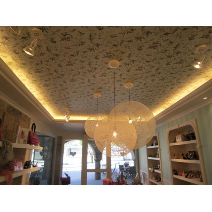 Orac Decor High Density Polyurethane Foam Crown Moulding For Indirect Lighting Primed White 8 5 8in Face X 78in Long