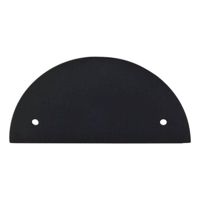 Sanctuary Backplate Flat Black