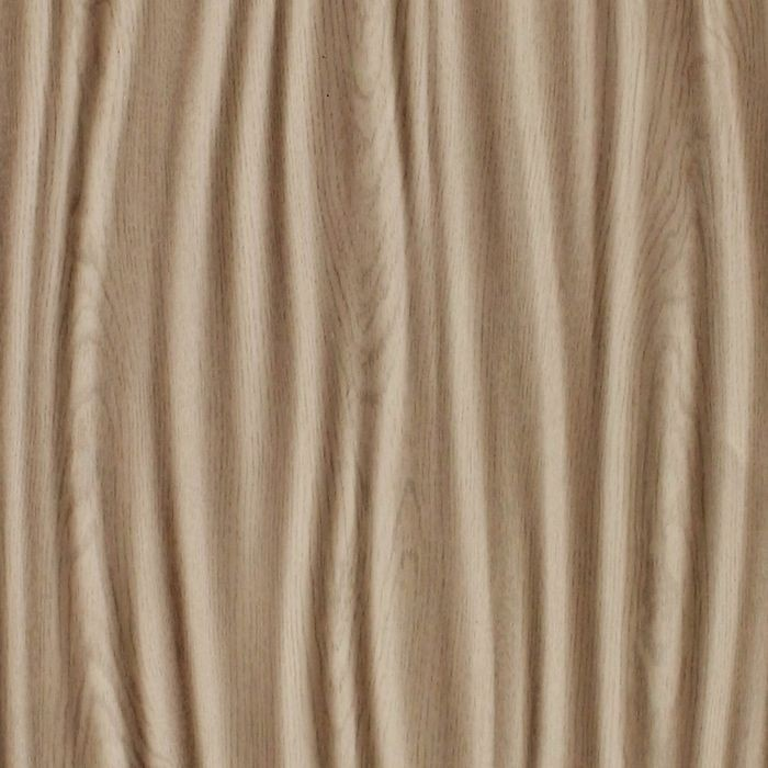 10' Wide x 4' Long Kalahari Pattern Washed Oak Finish Thermoplastic Flexlam Wall Panel