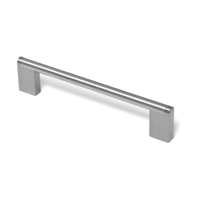 "Premium Pull Stainless Steel 7.1""Ol(180mm) 6.3""Cc(160mm)"