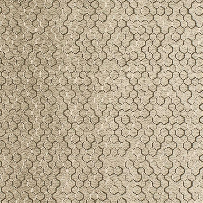 10' Wide x 4' Long Beehive Pattern Eccoflex Tan Finish Thermoplastic Flexlam Wall Panel