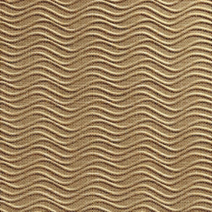10' Wide x 4' Long Wavation Pattern Linen Beige Finish Thermoplastic Flexlam Wall Panel