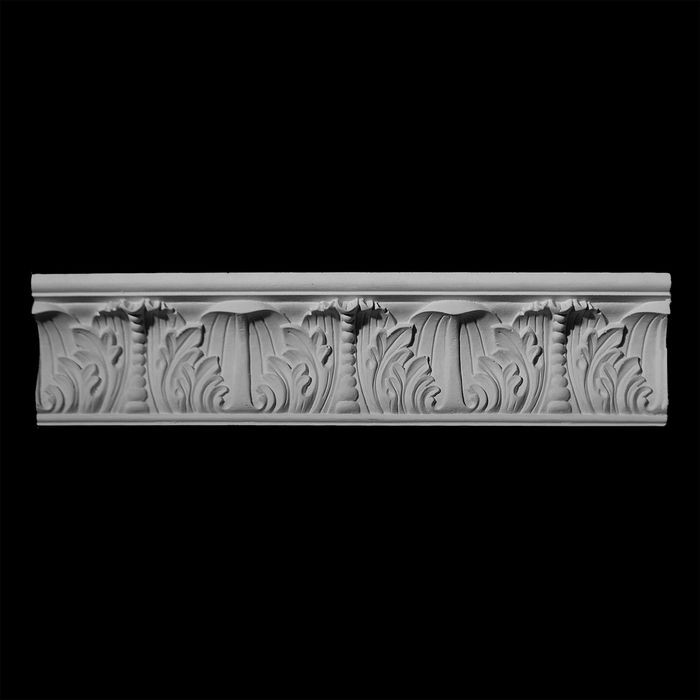 Unfinished Resin Artisan Collection | Crown Moulding | 8ft Long | Style 51-15A