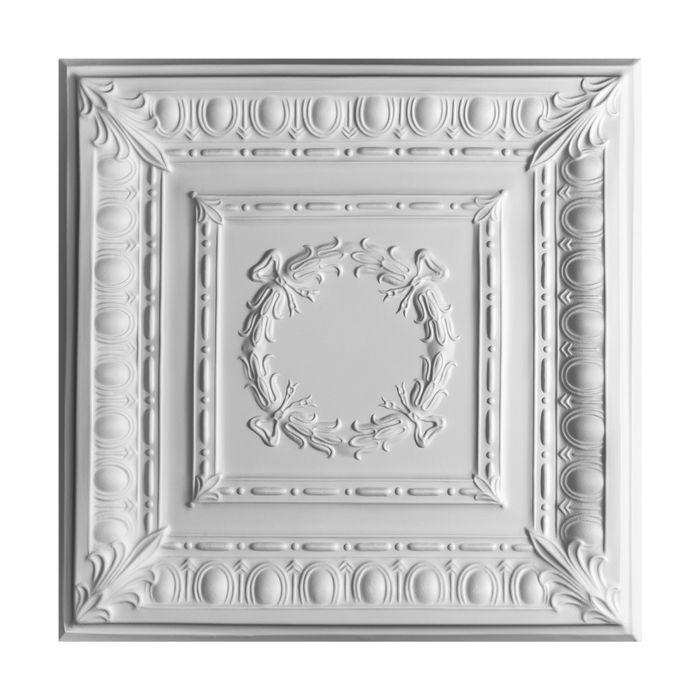 Laminated Rigid Vinyl Ceiling Tile