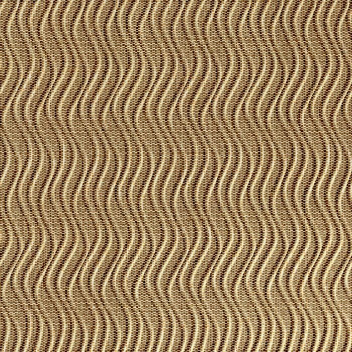 10' Wide x 4' Long Wavation Pattern Linen Beige Vertical Finish Thermoplastic Flexlam Wall Panel