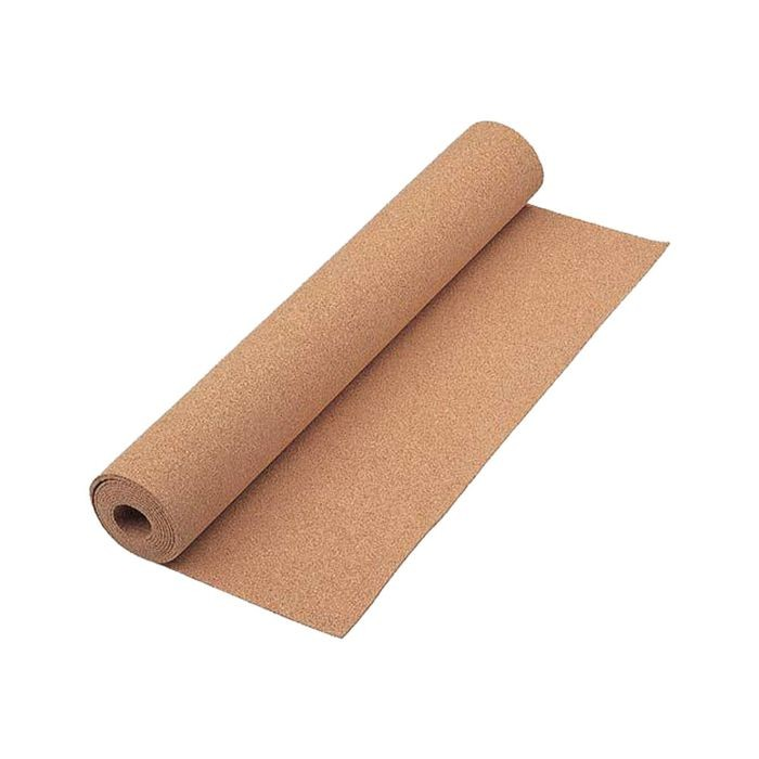 "1/4"" Facing Quality Rolled Cork 100' Roll Length"