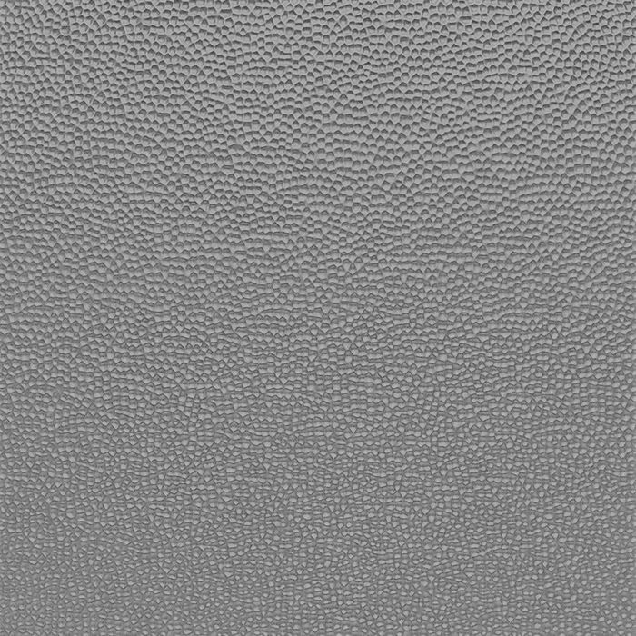 10' Wide x 4' Long Hammered Pattern Diamond Brushed Finish Thermoplastic FlexLam Wall Panel