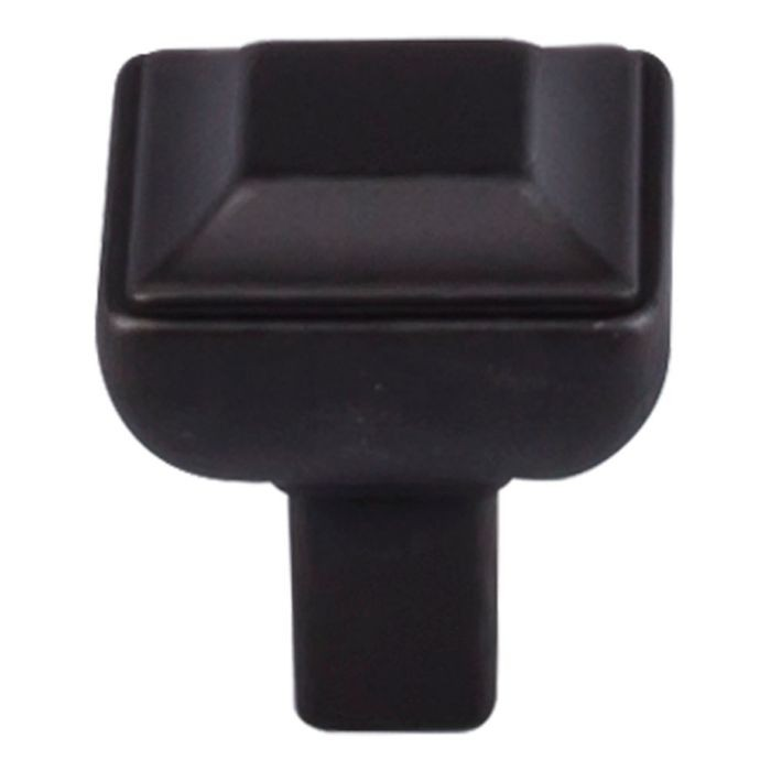 "Podium Knob 1"" Square Sable"