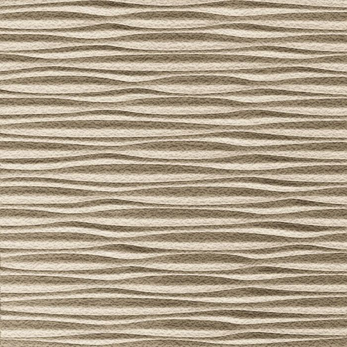 10' Wide x 4' Long Sahara Pattern Eccoflex Tan Finish Thermoplastic Flexlam Wall Panel