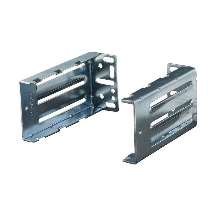 Zinc Finish Metal Rear Mounting Bracket for OI-5000 Series
