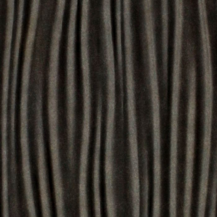 10' Wide x 4' Long Kalahari Pattern Smoked Pewter Finish Thermoplastic Flexlam Wall Panel