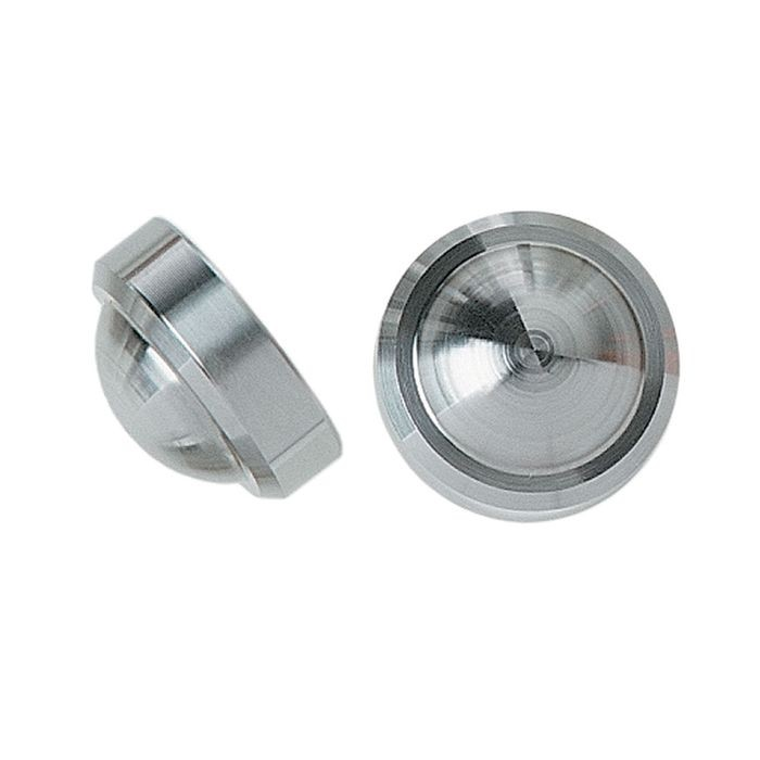 Stainless Steel Crown Style Cap For Cable Rail