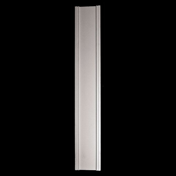 "10' High x 3-1/4"" Wide x 3/4"" Deep Resin Column"