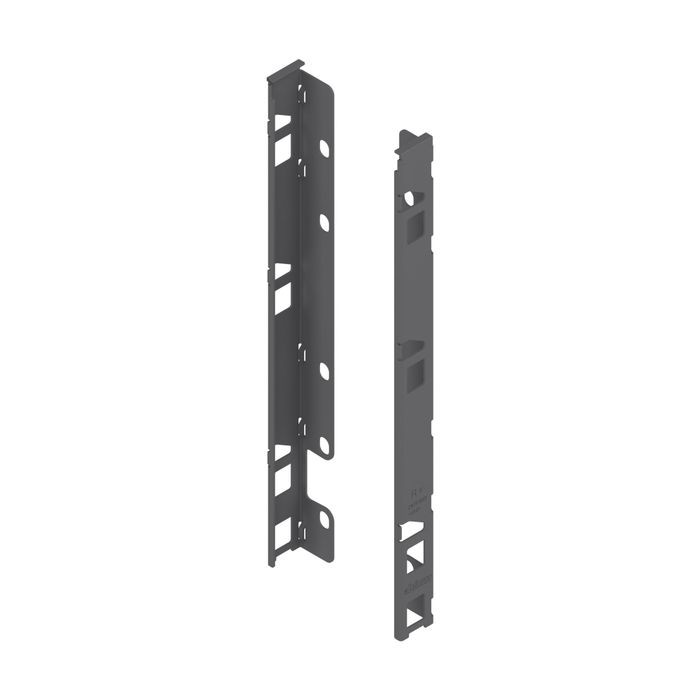 Rear Fixing Bracket Set for F Height Drawers