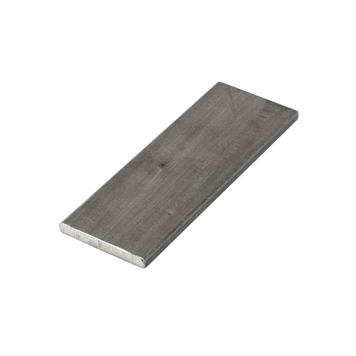 1in x 1/8in | Mill Finish | Aluminum Rectangular Bar | 12ft Length