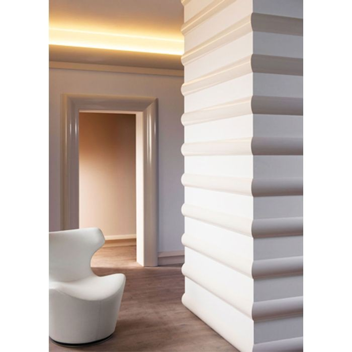 Orac Decor High Density Polyurethane Panel/Chair Rail