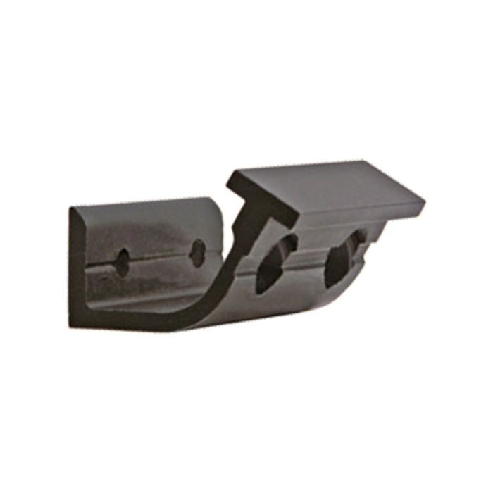 Oil Rubbed Bronze Horizontal Hook Type Support Bracket for Rolling Ladder