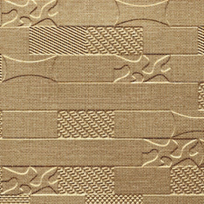 10' Wide x 4' Long Versa-Tile Pattern Linen Beige Finish Thermoplastic FlexLam Wall Panel