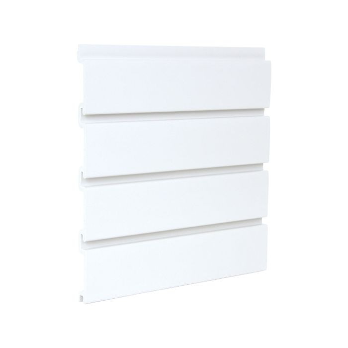 1' X 4' White Heavy Duty Greatwall Panel 8 Pcs Per Box