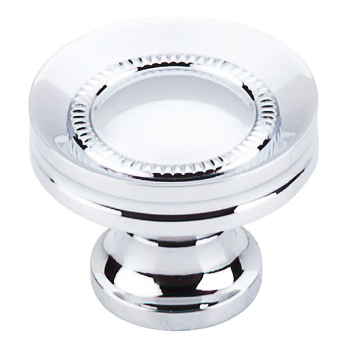 Somerset Ii Knob Polished Chrome