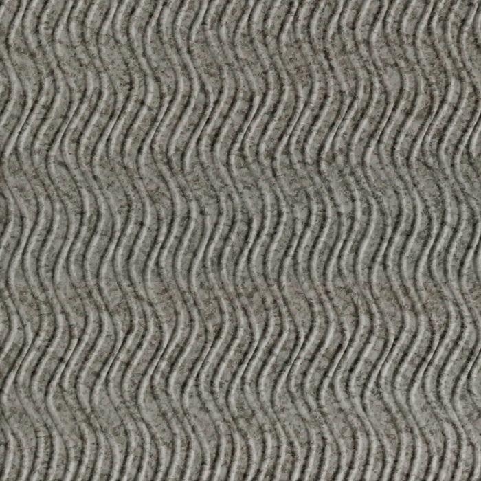 FlexLam 3D Wall Panel | 4ft W x 10ft H | Wavation Pattern | Galvanized Vertical Finish