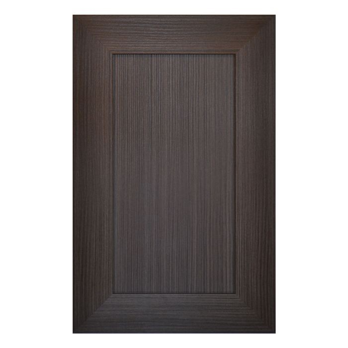 White Chocolate Large Shaker Style Tafisa Textured Door