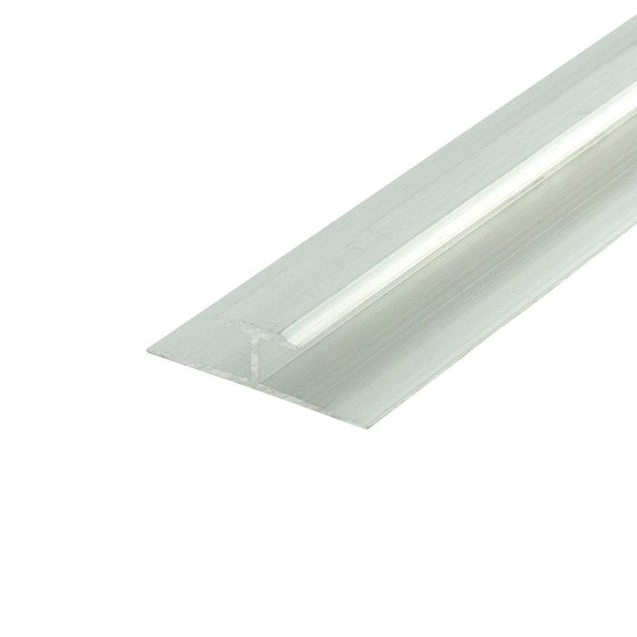 1/4in Mill Finish | Aluminum Divider Moulding | 12ft Length
