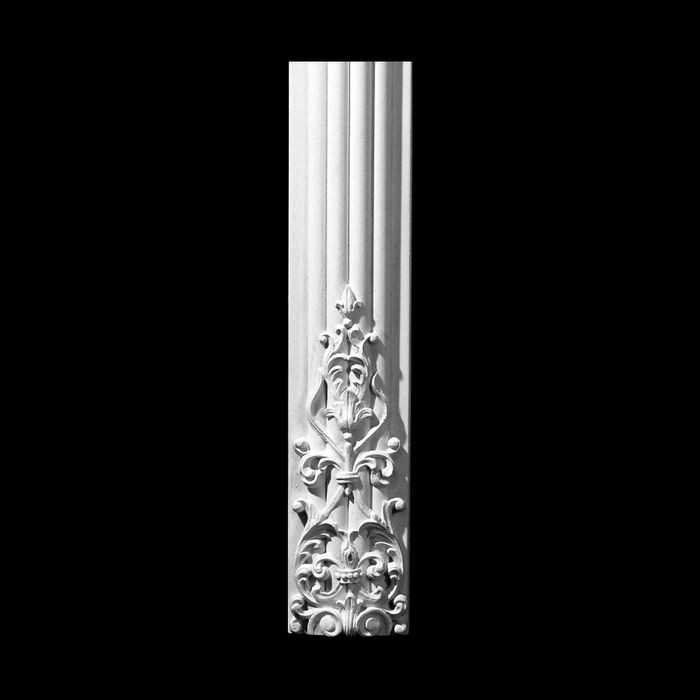 "10' High x 7"" Wide x 1-3/4"" Deep Resin Column"