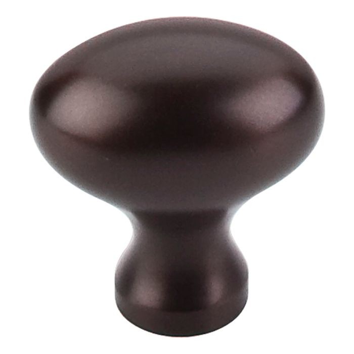 "1 1/4"" Egg Knob Oil Rubbed Bronze"