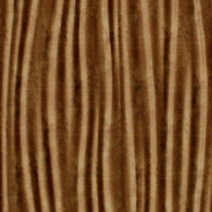 10' Wide x 4' Long Kalahari Pattern Muted Gold Finish Thermoplastic Flexlam Wall Panel