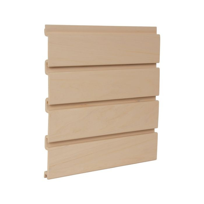 1' X 4' Maple Heavy Duty Greatwall Panel 8 Pcs Per Box
